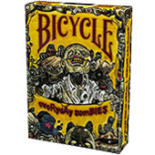 Фотография Карты Bicycle Everyday Zombie [=city]