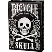 Фотография Карты Bicycle Skull [=city]
